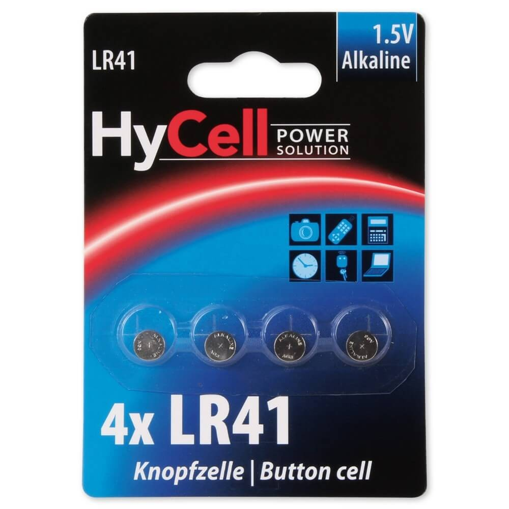 Bateria alkaliczna ANSMANN HC LR41 - 4B / 1,5V