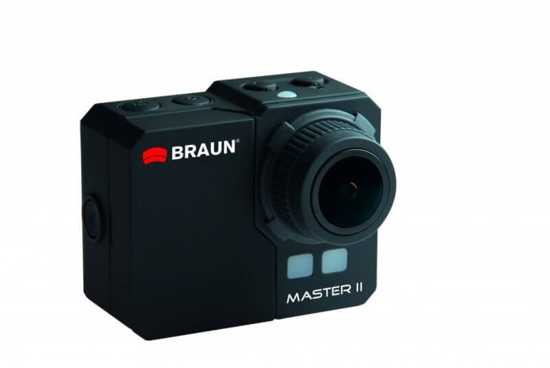 Kamera sportowa BRAUN MASTER II