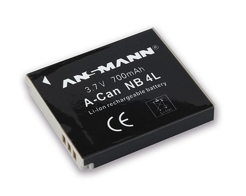 Akumulator Li-Ion ANSMANN A-Can NB 4L