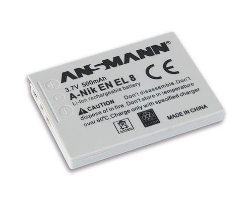 Akumulator Li-Ion ANSMANN A-Nik EN EL 8
