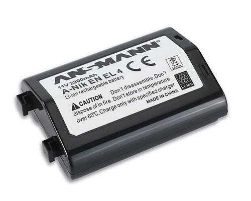 Akumulator Li-Ion ANSMANN A-Nik EN EL 4