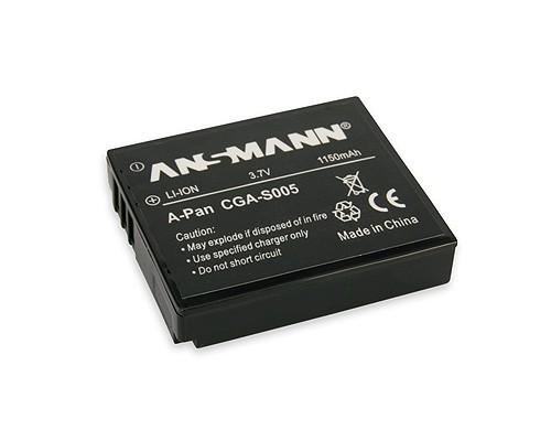 Akumulator Li-Ion ANSMANN A-Pan CGA S005