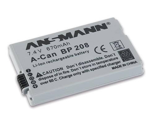 Akumulator Li-Ion ANSMANN A-Can BP 208