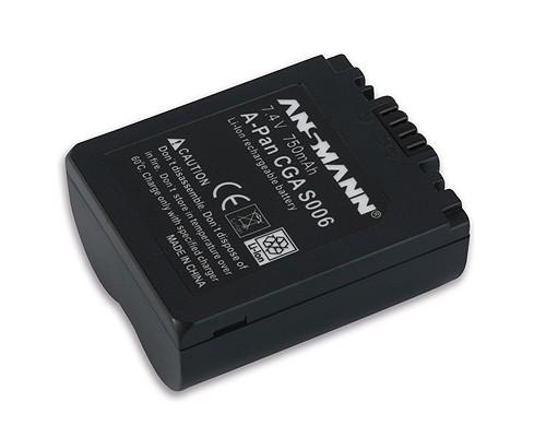 Akumulator Li-Ion ANSMANN A-Pan CGA S006