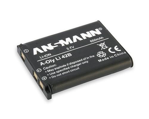 Akumulator Li-Ion ANSMANN A-Oly Li 42B
