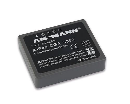 Akumulator Li-Ion ANSMANN A-Pan CGA S303