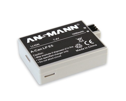 Akumulator Li-Ion ANSMANN A-Can LP-E5