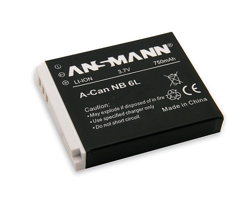 Akumulator Li-Ion ANSMANN A-Can NB 6L