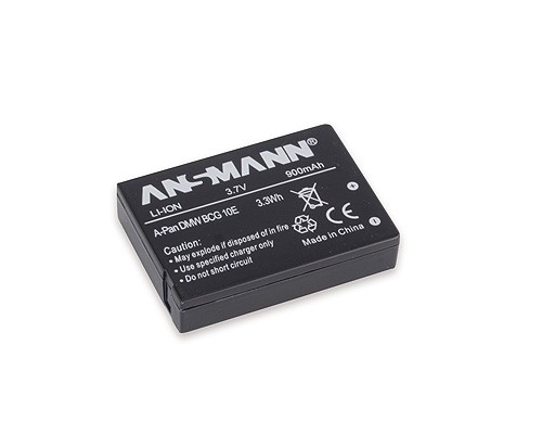 Akumulator Li-Ion ANSMANN A-Pan BCG 10 E