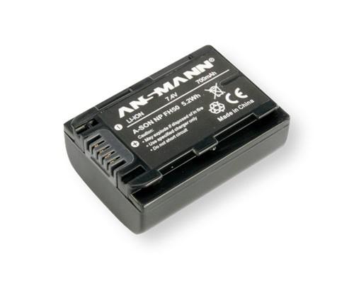 Akumulator Li-Ion ANSMANN A-Son FH 50