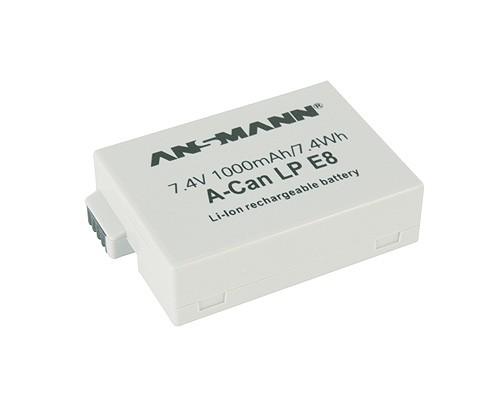 Akumulator Li-Ion ANSMANN A-Can LP-E8
