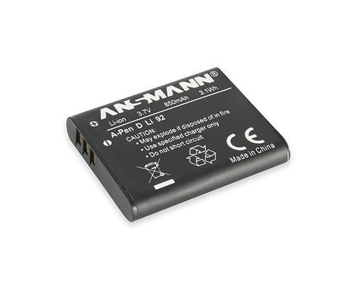Akumulator Li-Ion ANSMANN A-Pen D-Li 92