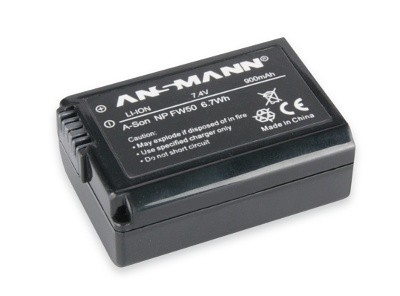 Akumulator Li-Ion ANSMANN A-Son FW 50