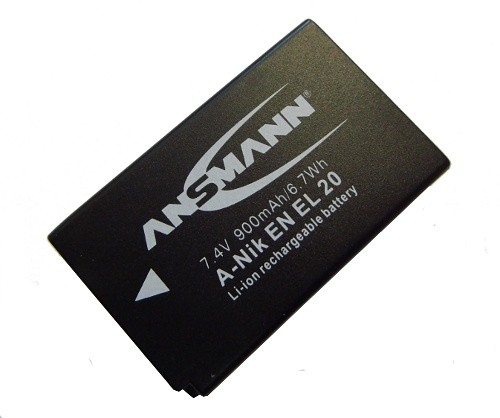Akumulator Li-Ion ANSMANN A-Nik EN EL 20