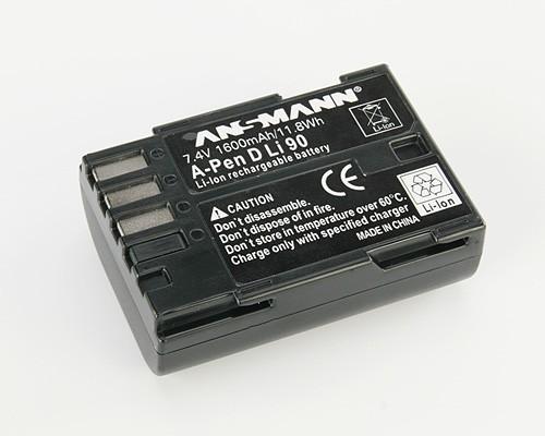 Akumulator Li-Ion ANSMANN A-Pen D-Li 90