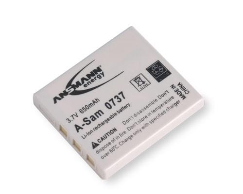 Akumulator Li-Ion ANSMANN A-Sam 0737