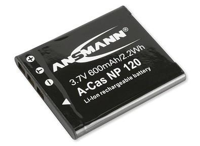 Akumulator Li-Ion ANSMANN A-Cas NP 120