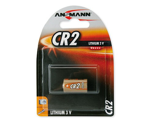 Bateria litowa ANSMANN CR 2
