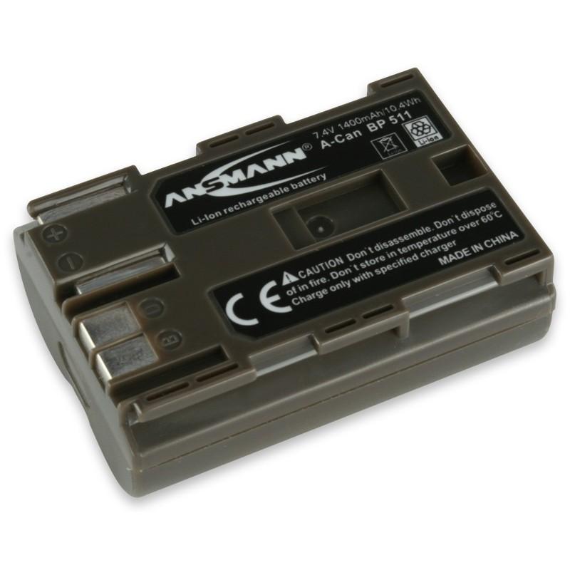 Akumulator Li-Ion ANSMANN A-Can BP 511