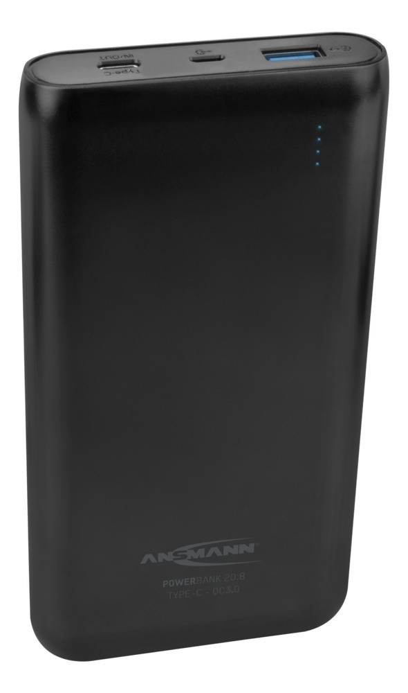 Powerbank Ansmann 20.8 Typ C - QC 3.0