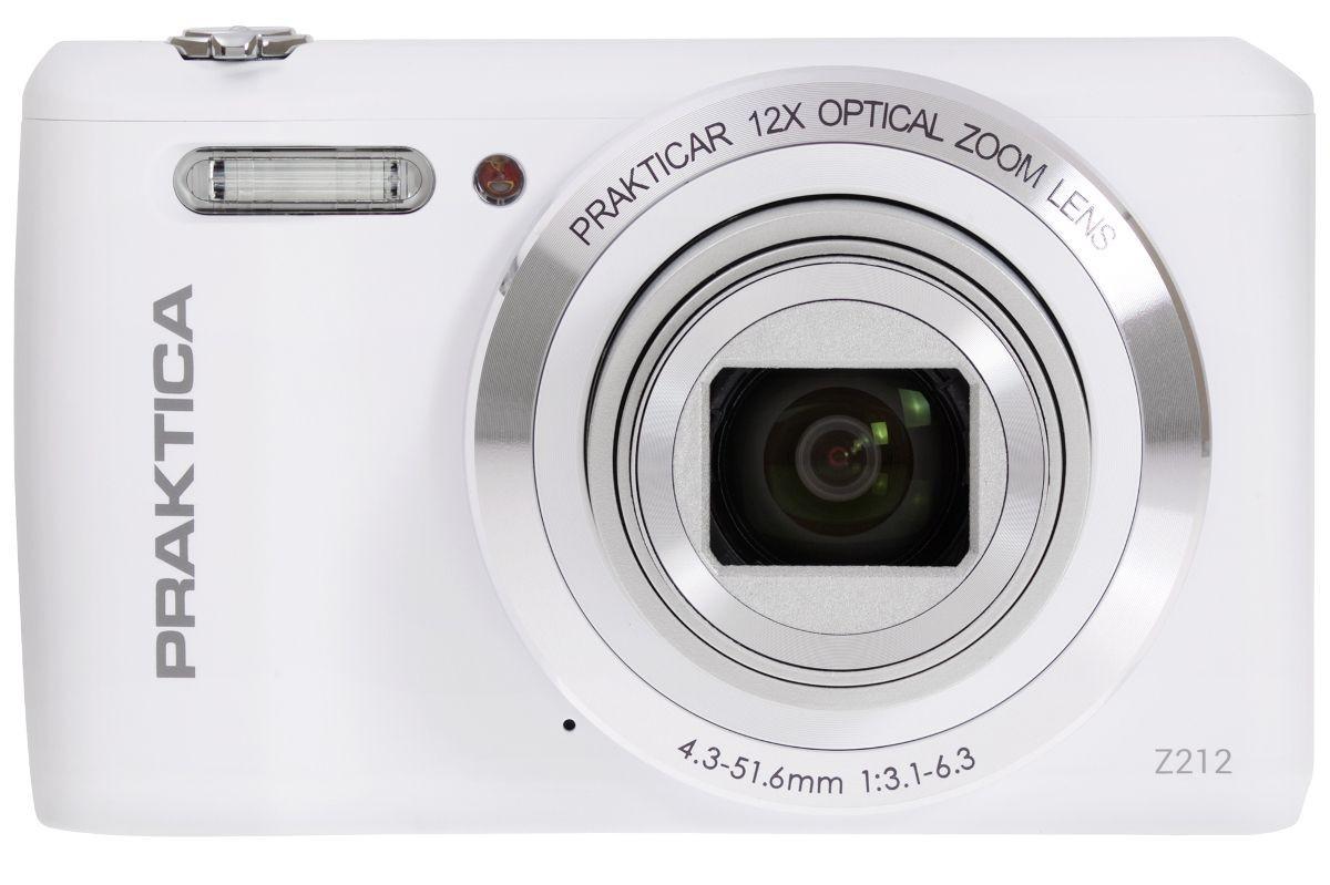 Aparat fotograficzny PRAKTICA luxmedia Z212 biały