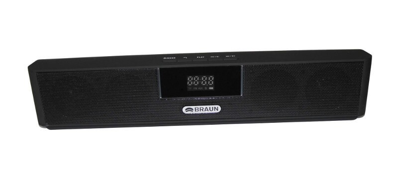Głośnik bluetooth BRAUN Audiophila 2008 BT