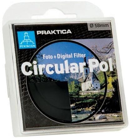 Filtr PRAKTICA C-Pol 30mm