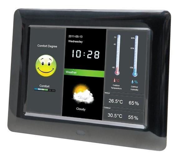 Ramka cyfrowa BRAUN DF 800 Weather - stacja pogody