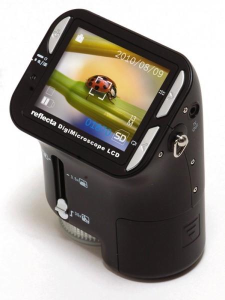 Digi Microscope reflecta LCD