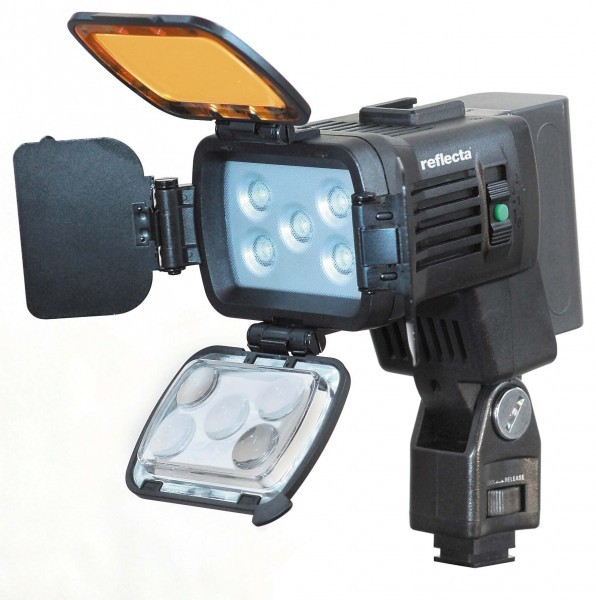 Lampa video LED reflecta DR 10