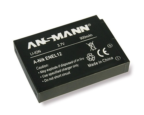 Akumulator Li-Ion ANSMANN A-Nik EN EL 12