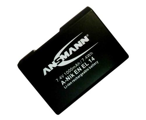 Akumulator Li-Ion ANSMANN A-Nik EN EL 14