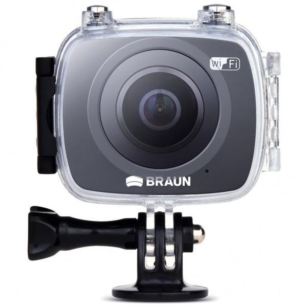 Kamera sportowa Braun Champion 360°