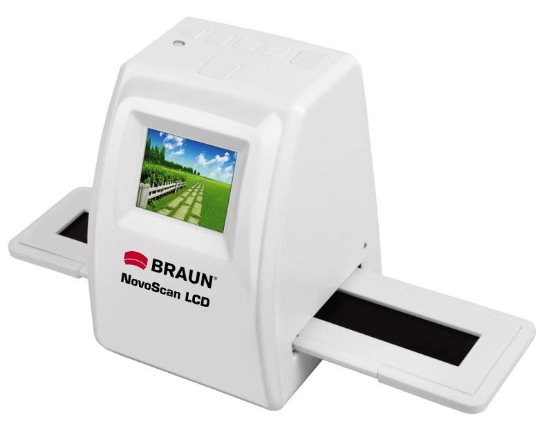 Skaner BRAUN NovoScan LCD
