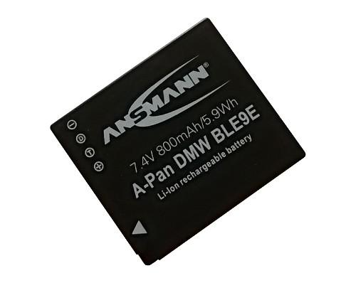 Akumulator Li-Ion ANSMANN A-Pan BLE 9E