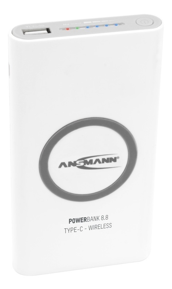Powerbank Ansmann 8.8 Typ C - Wireless