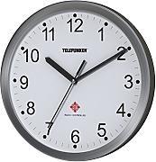 Zegar ścienny Telefunken FWU-25-B WF biały