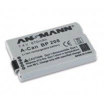 Akumulator Li-Ion ANSMANN A-Can BP 208