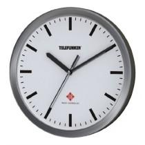 Zegar ścienny Telefunken FWU-25-B WI biały