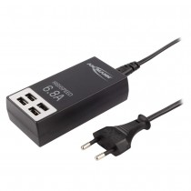 Ładowarka ANSMANN High Speed 4x USB 6.8A