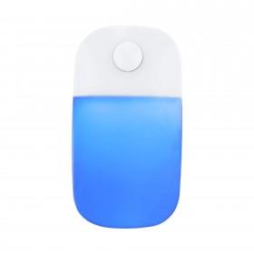 Lampka nocna Ansmann LED Guide Ambiente niebieska