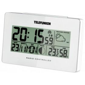 Stacja pogodowa Telefunken FUD-50-W biała