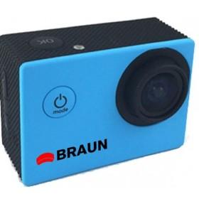 Kamera sportowa Braun Paxi Young HD niebieska