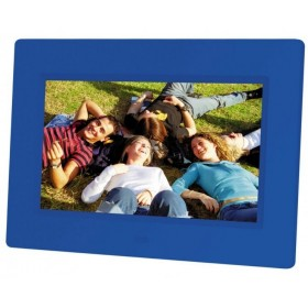 Ramka cyfrowa Braun DF 709 (niebieska)