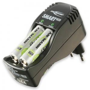 Ładowarka ANSMANN Smart Eco & 4x AA 800mAh