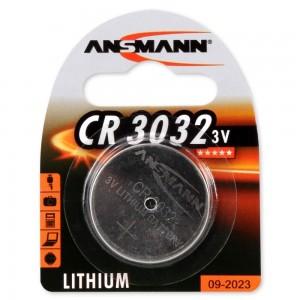 Bateria litowa ANSMANN CR 3032