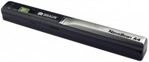 Skaner Braun NovoScan A4