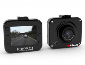 Kamera samochodowa BRAUN B-BOX T4