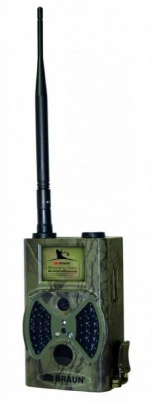 Kamera monitorująca BRAUN SCOUTING CAM BLACK300 Phone