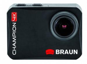 Kamera sportowa BRAUN CHAMPION 4K